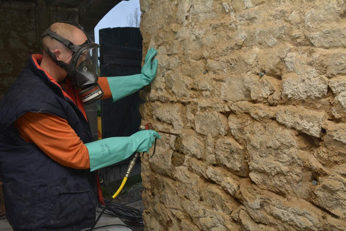 Devis Traitement Humidité à Meylan → Coût : Entreprise, diagnostic remontées capillaires murs
